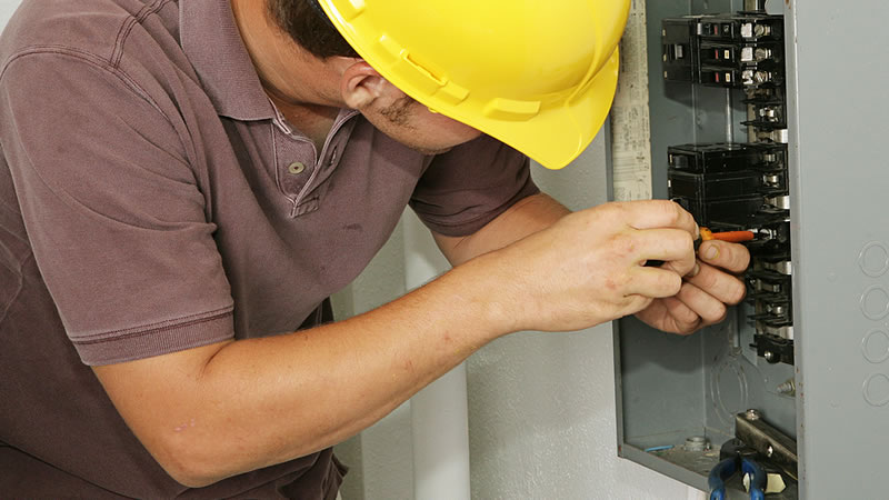 Electrical Panel Installation Greater Victoria and The Saanich Peninsula.