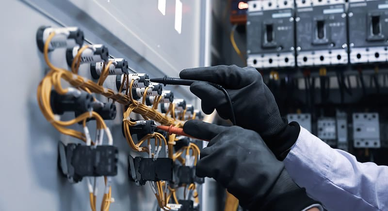 Industrial Electrician Greater Victoria BC and The Saanich Peninsula.