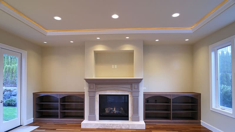 Recessed Lighting Installations In Greater Victoria and The Saanich Peninsula.