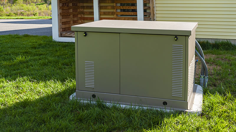 Backup Generator Installations Greater Victoria BC and Saanich Peninsula.